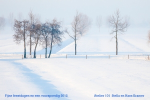 De beste wensen voor 2012