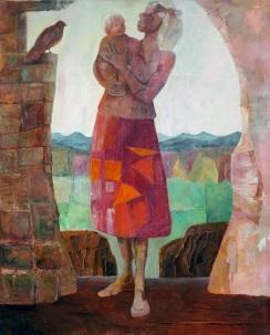 Sardegna 80 x 100 cm
